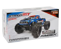 Maverick Strada Brushless MT 1/10 RTR 4WD Electric Monster Truck ... Helion Conquest 10mt Xb 110 Rtr 2wd Electric Monster Truck Wltoys 12402 Rc 112 Scale 24g 4wd High Tra770864_red Xmaxx Brushless Electric Monster Truck With Tqi Hsp 94111pro Car Brushless Off Road 120 Speed Remote Control Cars 24g Rc Redcat Blaoutxteredtruck Traxxas Erevo Vxl 20 4wd Orange Team Associated Mt28 128 Mini Unbeatabsale Racing Blackoutxteprosilversuv Blackout Shop Terremoto 18 By