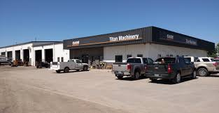 Titan Machinery In Fargo, ND At 4001 38th Street South | Equipment ...