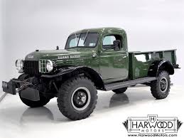1947 Dodge Power Wagon For Sale | ClassicCars.com | CC-905588 M715 Kaiser Jeep Page 1st Gen Photoslets See Them 14 Dodge Diesel Ramming Speed The Best Premillenium Trucks Truth About 2005 Ram Daytona Magnum Hemi Slt Stock 640831 For Sale Near Used Cars Alliance Oh Brian Courtney Auto Lifted Specifications And Information Dave Arbogast Tim Short Chrysler Of Ohio New Ganley Dealer In Bedford Classic Buick Gmc Cleveland Mentor For Sale In Welcome To Performance 2016 13 From 18599