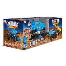 Monster Smash Ups Rhino RC Monster Truck - £35.00 - Hamleys For Toys ...
