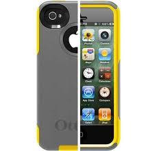 Otter Box iPhone 4 4S muter Series Case Gunmetal Grey PC