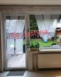gardinen wohnzimmer balkon möbel gebraucht kaufen ebay