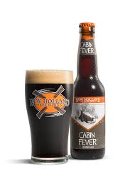 Lakefront Pumpkin Lager by Cabin Fever New Holland Brewing