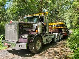 100 Trucks For Sale In Oregon 2007 Kenworth T800 High Hood Equipment Carrier Truck Florence OR 9827792 MyLittlesmancom