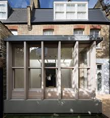 100 Belsize Architects Studio Carver Adds Americaninspired Prefabricated Extension