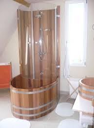 Badewanne Mit Dusche Holz Duschkabinen