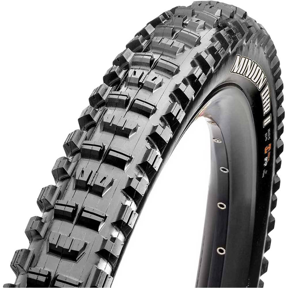 "Maxxis EXO Dual Compound Minion DHR II Tubeless Folding Tire - Black, 29"" X 2.3"""