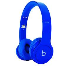 Beats By Dre Solo HD pact Folding Ear Headphones Drench In