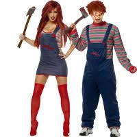 Chucky Halloween Mask by Couples Halloween Costume Ideas For Halloween 2017