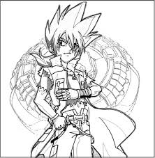 18 Beyblade Coloring Pages 1953 Via For Kids