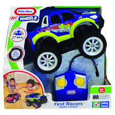 Better Sourcing Little Tikes Remote Control Truck Toy Best ...