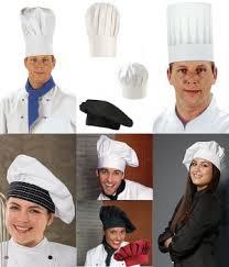 toque chef béret calot bandana coiffe de cuisine biomidi