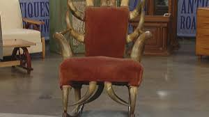 Texas Longhorn Rocking Chair | Vintage St. Louis | Antiques Roadshow Nichols And Stone Rocking Chair Gardner Mass Creative Home Antique Stock Photos Embrace Black Pepper New Gloucester Rocker Wooden Ethan Allen For Sale In Frisco Tx Scdinavian Whats It Worth Appraisal For Boston Auctionwallycom William Buttres Eagle Fancy In The American Economy And 19th Century Chairs 95 At 1stdibs Hitchcock Style Rocking Chair Mlbeerbauminfo Fniture Unuique Bgere With Fabulous Decorating Englands Mattress Store Adams