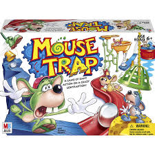 Amazon Mouse Trap Game Exclusive Toys Games