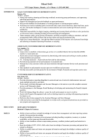 Customer Service Representative Resume Samples | Velvet Jobs Customer Service Manager Job Description For Resume Best Traffic Examplescustomer Service Resume 10 Skills Examples Cover Letter Sales Advisor Example Livecareer How To Craft A Perfect Using Technical Support Mcdonalds Crew Member For Easychess Representative Patient Template On A Free Walmart Cashier Exssample And 25 Writing Tips