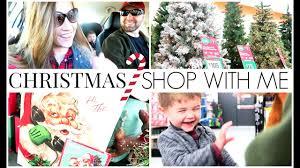 12 Ft Christmas Tree Hobby Lobby by Christmas Decor 2016 Shop With Me Hobby Lobby Big Lots U0026 Target