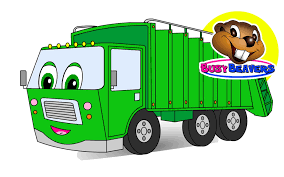 100 Garbage Truck Video Youtube Counting S S Teach Kids Counting