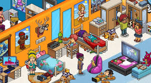 Nintendo Inspired Items Appear In Habbo Hotel