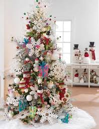 60 Most Popular Christmas Tree Decorations Ideas A Diy Projects Decorated Snowman Trees