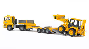 Bruder MAN TGA Low Loader Truck With JCB Backhoe Loader - Island ... Jual Bruder 3555 Scania Rseries Low Loader Truck With Caterpillar Front End Loader Loading Dump Truck Stock Photo Image 277596 Maz 5551z Skip Loader Trucks For Sale Truck Lego Ideas City Garbage Gaz Next Volvo Fm 410 Skip 2013 3d Model Hum3d 132 Rc Man Low Wremote Control Siku Bs Bruder Scania Rseries With Cat Bulldozer Buy 04 Amazoncom Toys Side Orange New Hess Toy And 2017 Is Here Toyqueencom