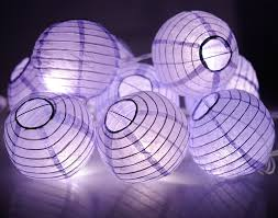Get Quotations KI Store Chinese Japanese Decor Round Paper Lanterns String Lights For Wedding Party Christmas
