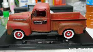 Sanford And Son Die Cast Scaledworld 4 6 2016 001 Diecast Pickup ... Bangshiftcom Piston Powered Autorama 143 Sanford And Son 197277 Tv Series 1952 Ford F1 Truck The 1951 Hot Rod Network Bug Boys Sons Speed Shop Original For Sale Page 2 General Curbside Capsule 1955 F100 Paging Fred Body 1241 From Parma Pse Real 51 For Sale Enthusiasts Forums Sanford Son