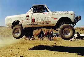 100 International Scout Truck Racing Octane Press