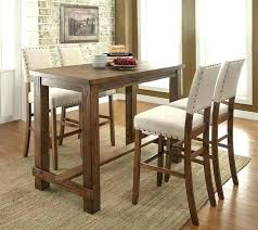 Superb White Counter Height Table Kitchen And Chairs