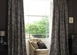 Gray Chevron Curtains 96 by Contemporary Photos Of Adventurous Floral Grommet Curtains Sample