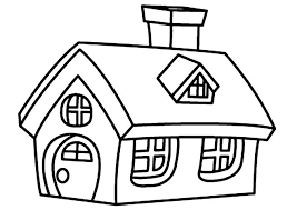coloriage maison les beaux dessins de autres à imprimer et colorier