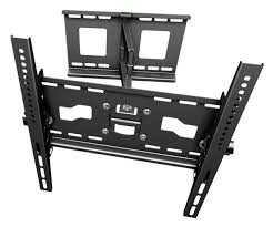 ricoo r33 support tv mural orientable inclinable meuble téléviseur