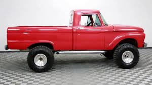 1964 FORD F100 - YouTube 1964 Ford F100 For Sale Classiccarscom Cc1042774 Fordtruck 12 64ft1276d Desert Valley Auto Parts Looking A Vintage Bring This One Home Restored Interior Of A Ford Step Side F 100 Ideas Truck Hot Rod Network Pickup Ozdereinfo Demo Shop Manual 100350 Series Supertionals All Fords Show Old Trucks In Pa Better Antique 350 Dump 1962 Short Bed Unibody Youtube Original Ford City Size Diesel Delivery Truck Brochure 8