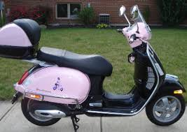 2006 Vespa GT200 For Sale
