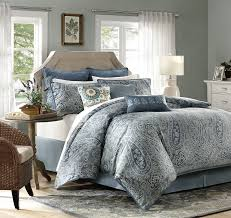 Bed Comforter Set by Amazon Com Harbor House Belcourt 4 Piece Comforter Set King