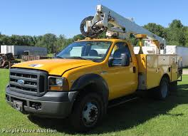 100 Bucket Trucks For Sale In Pa 2007 D F550 Bucket Truck Item DE3822 SOLD November 2