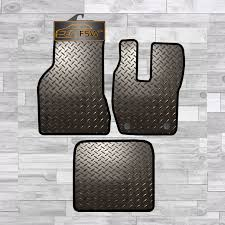 100 Heavy Duty Truck Floor Mats Volvo S Fh12 Inc Engine Cover 3MM Rubber