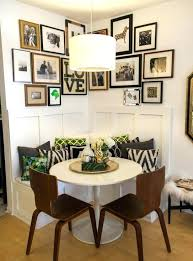 Apartment Dining Table Room Fabulous Best Corner Ideas On At