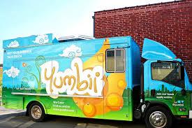 100 Food Trucks Atlanta Yumbii Is Rolling Out An EcoFriendly Super Truck