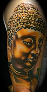 Art Junkies Tattoo Studio Tattoos Traditional Asian Buddha