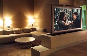 Hidden Bedroom TV