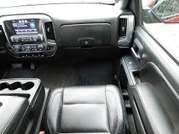 2015 Used Chevrolet Silverado 1500 4WD Crew Cab 143.5