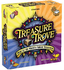 I Choose To Place A Number Of Islands On The Game Board Treasure Trove Such As Crocodile Island Dragon Skull