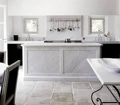 Limestone Floors Design Chic With Regard To Kitchen Floor For Your Property