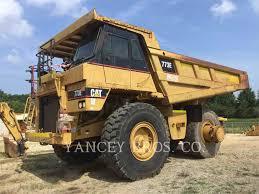 100 Articulating Dump Truck Caterpillar 773E Articulated S ADTs Construction