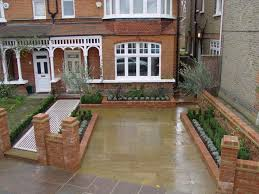 Landscape Front Garden Ideas Uk