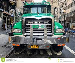 Big Green Truck Editorial Stock Image. Image Of Close - 94349814