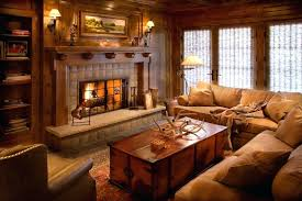 Rustic Decorating Style Inspiration Idea Living Room