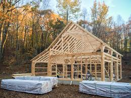 22' X 40' Timber Frame With 10' Lean-To (Haddam CT)   Barn ... House Plan Beam And Post Homes Timber Frame Timber Frame Floor Plans Yankee Barn Garage Amazing Pole Barns Carriage Plans Accsories Old Cabin Rustic Decor Small Cordwood With Gambrel Roof Like The Structure Design Of Kits Doors Windows Barn Archives Hugh Lofting Framing High The Experience Sissys Fishing Up Restoration On Gunstock Large 10x24x30 White Pine Timbers Create Clear Span To Prefab For Inspiring Home Design Ideas Wood Southland Log