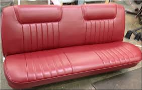 Auto Upholstery | Leather Clinic F100 Bench Seat Upholstery Vinyl With Inserts 671972 Amazoncom A25 Toyota Pickup Front Solid Charcoal Covers Benchvy Truck Kit Springs Replacement Foam 972002 Camaro Z28 Rs Ss Katzkin Leather Hawks Chevy Splitench Kits Seatbench 1995 Chevrolet Impala Parts B19400227 199496 1966 66 Fairlane Interior Build Your Own 11987 Chevroletgmc Standard Cabcrew Cab 01966 U104 Which Cover Fabric Works Best For My Needs 2006 Dodge Ram 2500 8lug Magazine Howto Install An Youtube