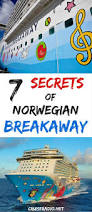 Breakaway Deck Plan 13 by 7 Secrets Of Norwegian Breakaway Cruise Radio